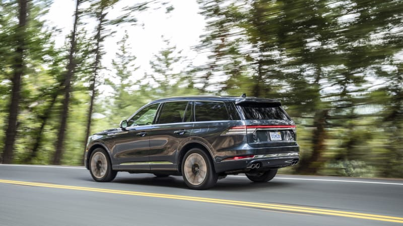 2020 Lincoln Aviator Reviews   Price, specs, features