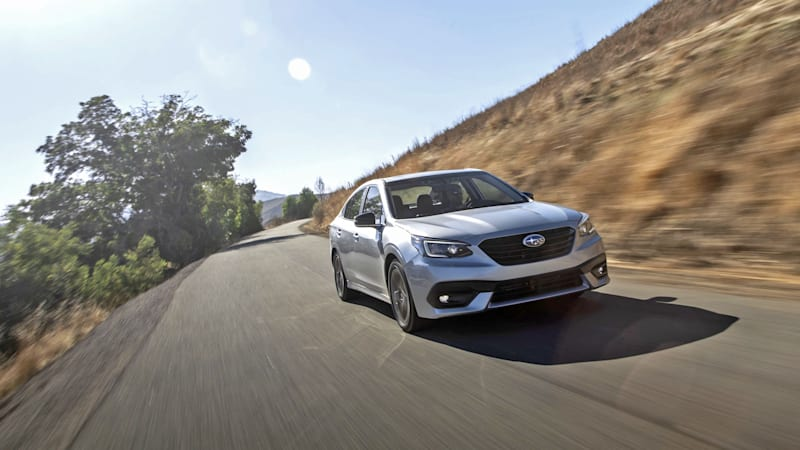 2020 Subaru Legacy First Drive | Deserving of more attention