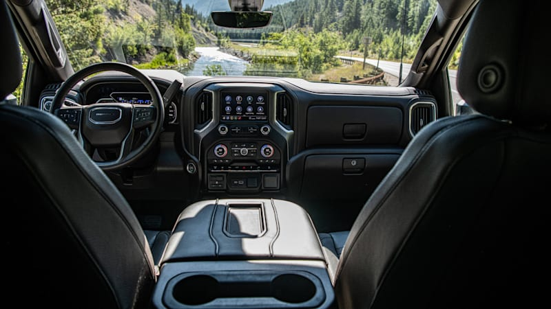 2020 Gmc Sierra 2500hd At4 4x4 Crew Cab 8 Ft Box 172 In Wb Specs And Prices