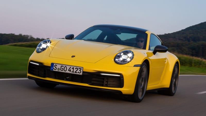 2020 Porsche 911 Carrera First Drive Review | Specs, photos