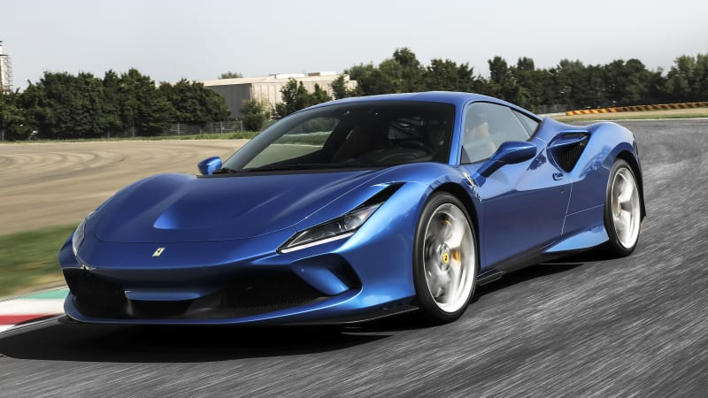 Lyft Express Drive Review 2020.2020 Ferrari F8 Tributo First Drive Review Italian Warp