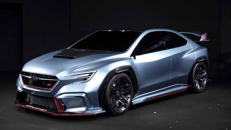 Next Generation Subaru Wrx Sti Getting New Engine Platform