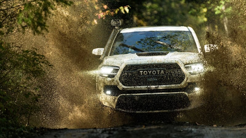 Toyota Tacoma TRD Pro climbs in price for 2020