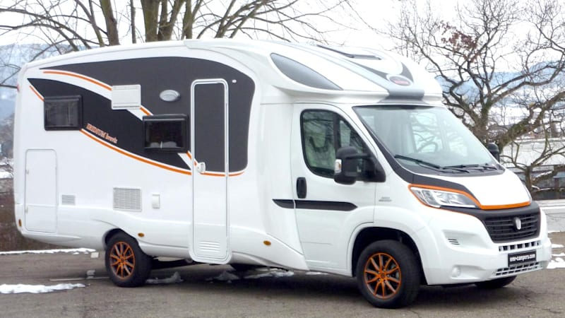 Hybrid, EV campers take center stage at Germany's camping