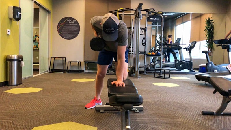 Formula 1 trainer workout routine diary and results | Autoblog