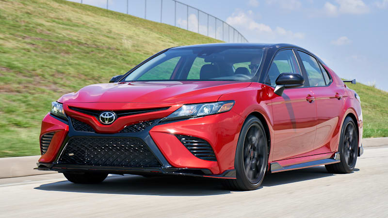 2020 Toyota Camry TRD First Drive Review | The unlikeliest Camry