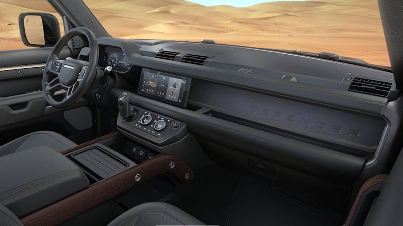 Image result for defender interior