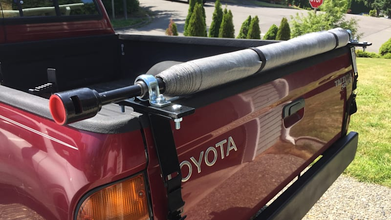 The Loadhandler pickup cargo unloader review | Crank it out