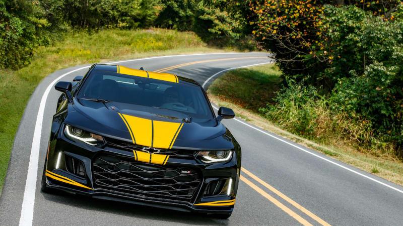 Hertz Full Size Car List 2020.2020 Hertz Hendrick Camaro Zl1 Ss Are Hot Cars You Can Rent
