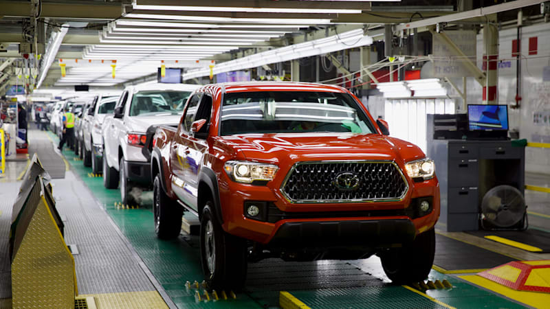 Toyota will invest $391 million in San Antonio truck plant