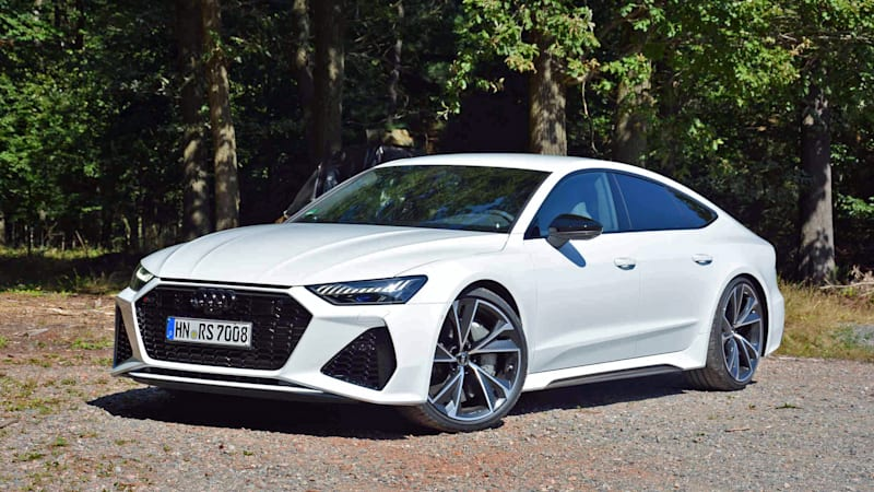 2020 Audi RS 7 First Drive | The king of its hill | Audi Forum