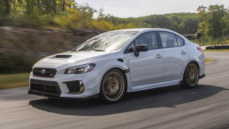 Subaru Wrx 0 60 >> 2019 Subaru Sti S209 Review What Is It How It Drives How