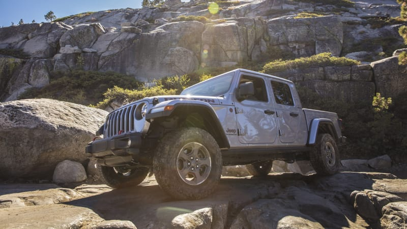 Jeep Gladiator Rubicon Gets Its First Factory Price Hike