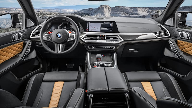 BMW unleashes latest X5 M and X6 M Competition models