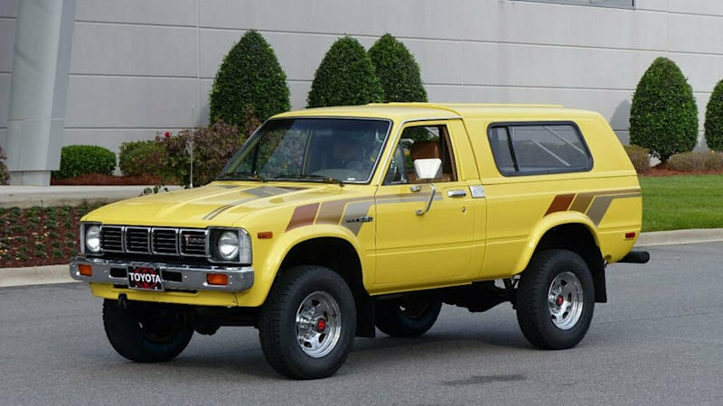 eBay Find | This 1981 Toyota Trekker is the real retro deal