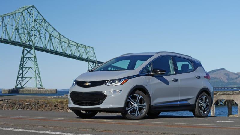 2020 Chevrolet Bolt EV First Drive | Stretching its legs