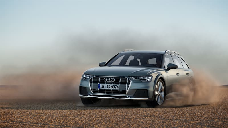 Audi officially brings the A6 Allroad back to America for 2020