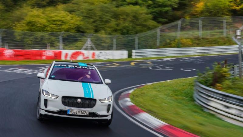 SVR plans performance variants of electrified Jaguar, Land Rover cars