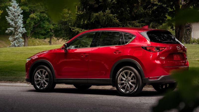 Дизели Mazda популярны, по крайней мере, в США