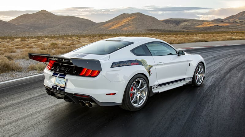 2020 Ford Shelby Gt500 Dragon Snake Makes The Gt500 Even