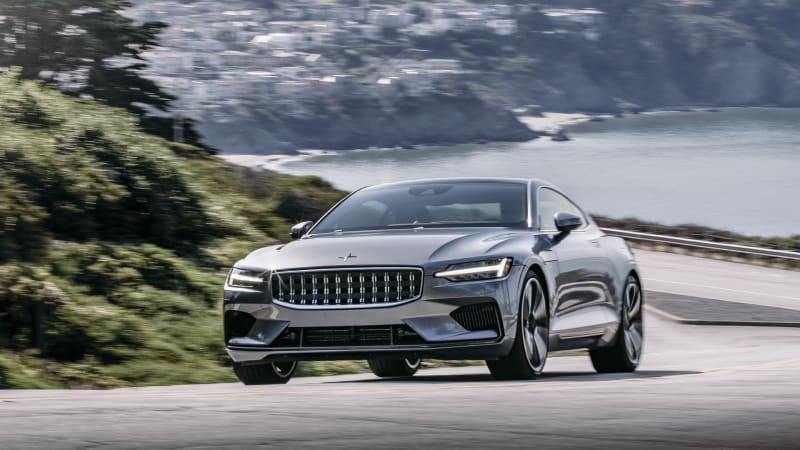 2020 Polestar 1 First Drive   A car to desire, a brand to watch