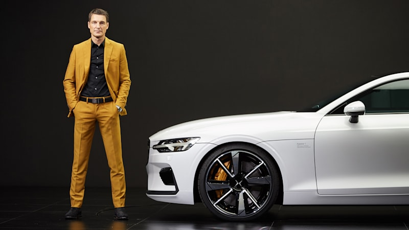 First the Volvo XC90, now Polestar. Meet the man behind both