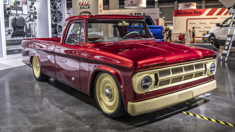 Sema Show 2020.Sema Auto Show Here Are 45 Of Its Most Interesting Cars And