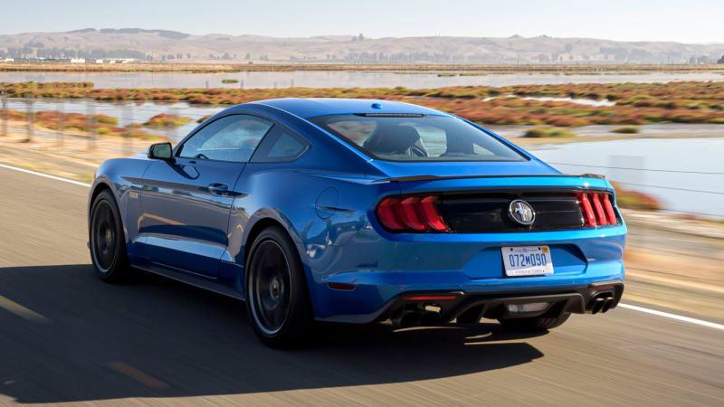 SEMA 2019: Ford Mustang Lithium