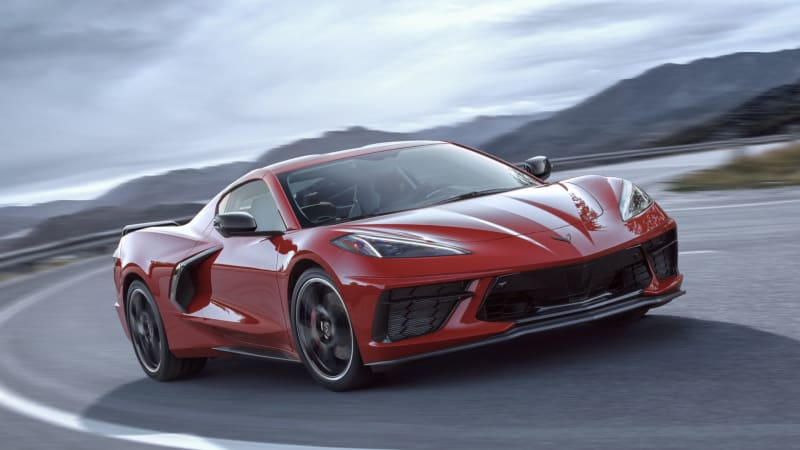 Time for an electric Corvette SUV, one analyst says