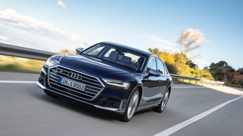 2020 Audi S8 reveals itself discreetly with 571-horsepower V8, low-key design