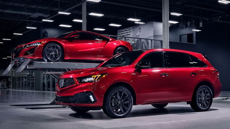 2020 Car Show.2020 Acura Mdx Pmc Edition Coming To L A Auto Show Autoblog