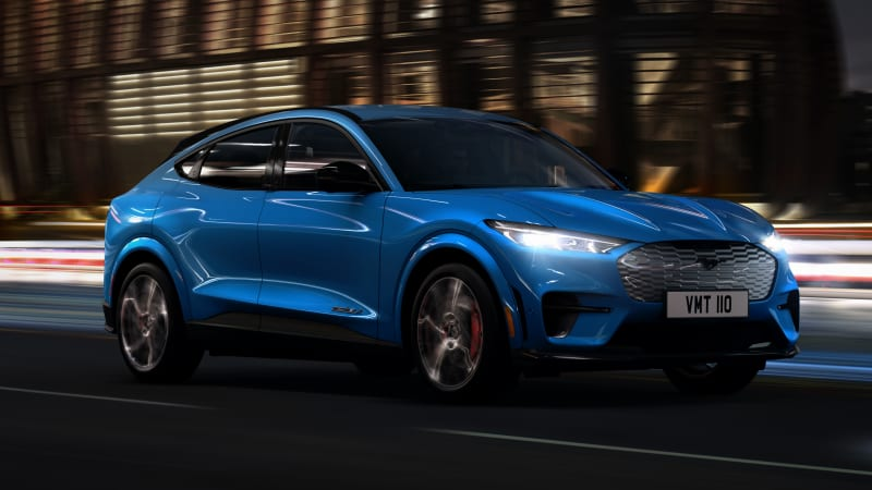 Ford Mustang Mach-E could begin an entire family of Mustang offshoots