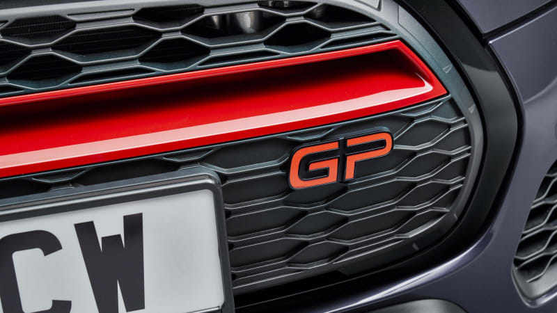 LA Auto Show: Mini JCW GP unveiled with 306PS