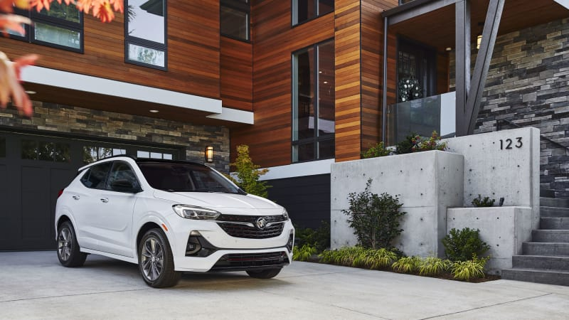 2020 Buick Encore GX is a really attractive middle child
