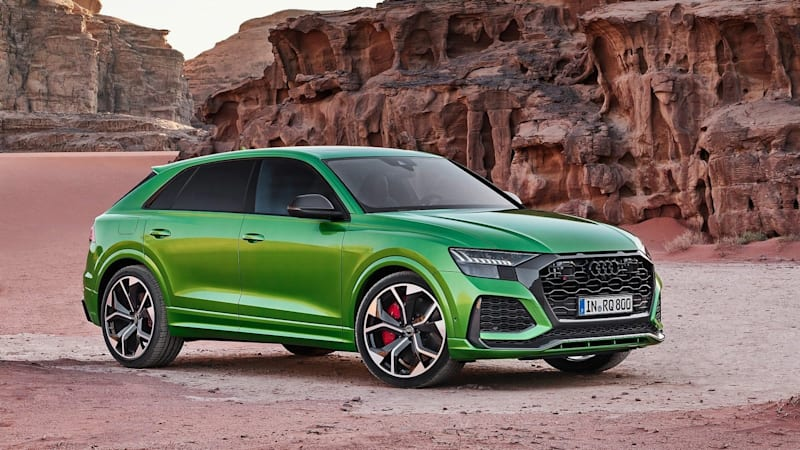 Why the Audi Q8 got the RS treatment but the Q7 didn t