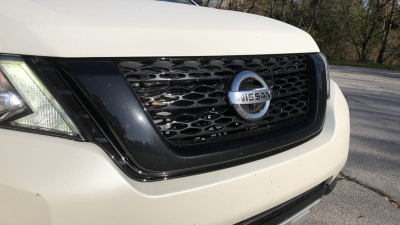 2020 Nissan Pathfinder Rock Creek Edition Review | A faux off-roader