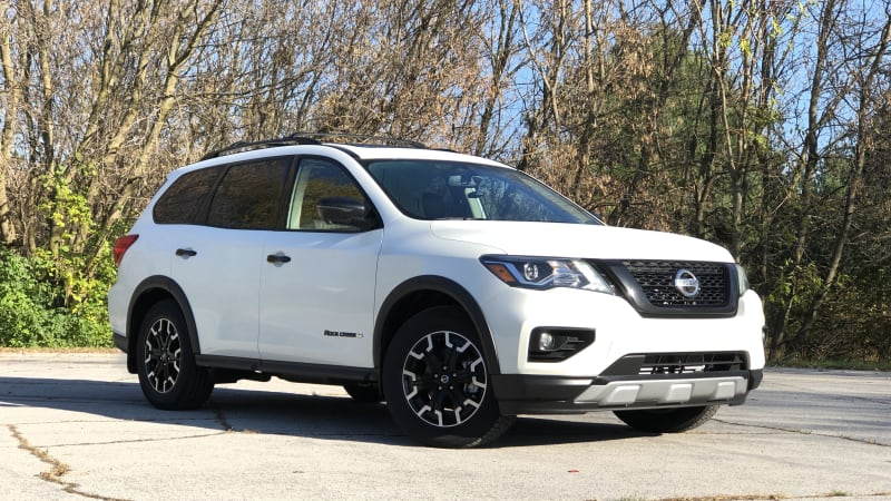 2020 Nissan Pathfinder Rock Creek Edition Review