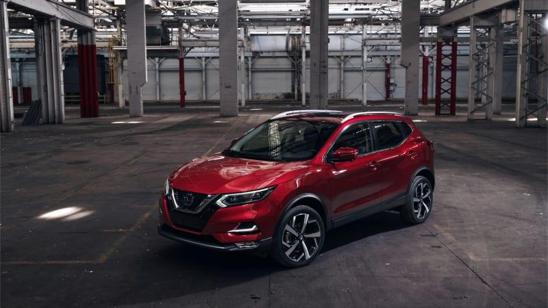 Nissan Rogue Trims >> Nissan Announces 2020 Rogue Sport Pricing Autoblog