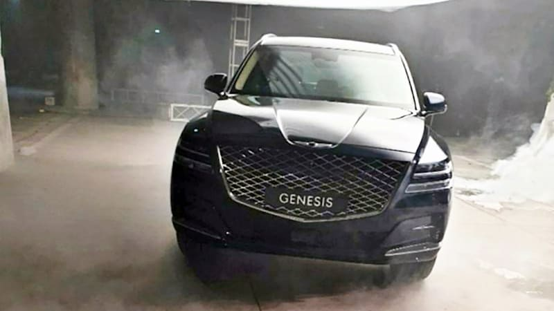 Image result for genesis gv80
