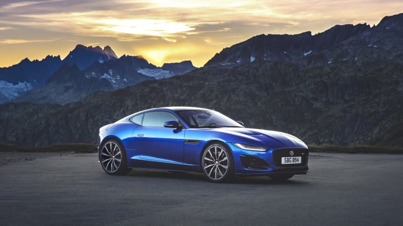 2021 Jaguar F-Type pricing announced for coupe, convertible, trims