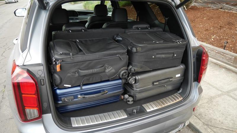 2022 Hyundai Palisade Test   Unsere 1b Wahl unter den dreireihigen SUVs€
