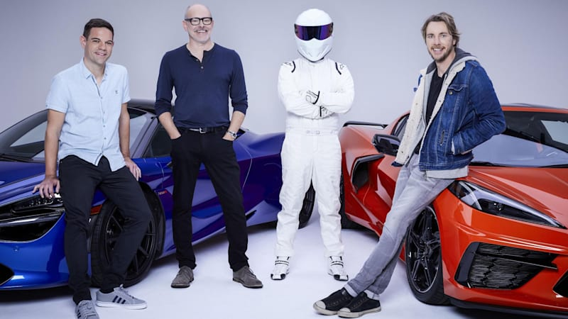 New Top Gear America cast is most promising yet