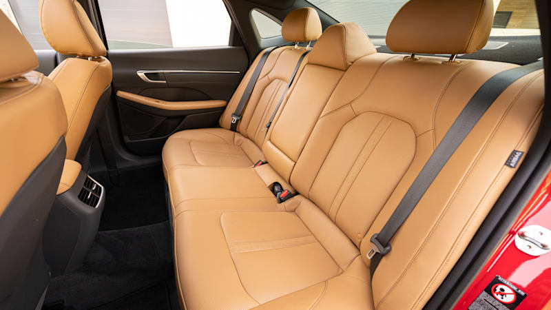 2020 Hyundai Sonata Limited Interior 103 3