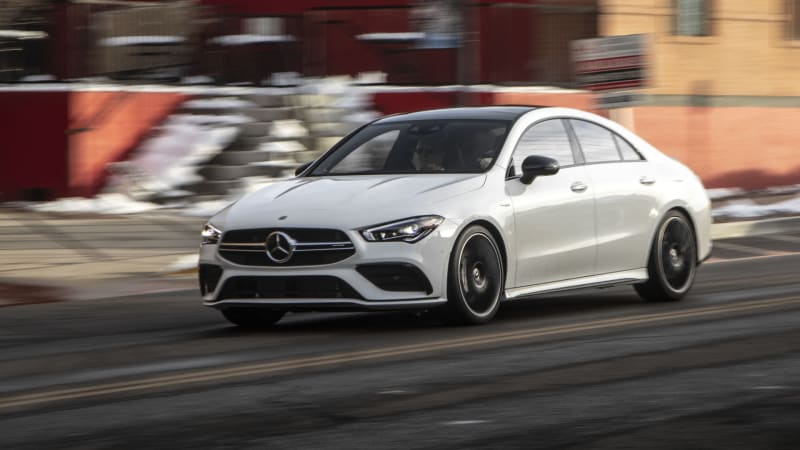 2020 Mercedes-AMG CLA 35 First Drive Review