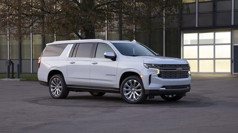 2021 Chevrolet Suburban Revealed What S New Suspension