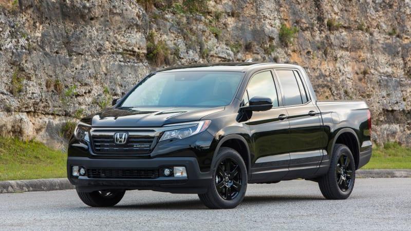 2020 Honda Ridgeline gains nine-speed auto, simplifies trim structure