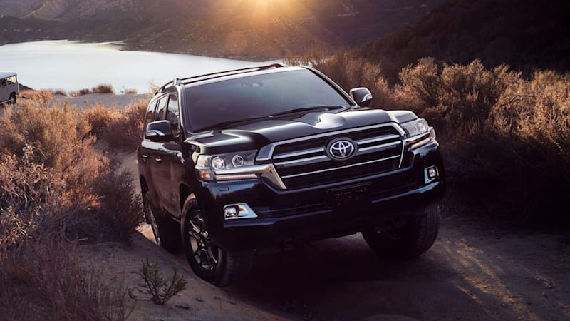 Toyota's next Land Cruiser will lose cylinders, not off-road capability