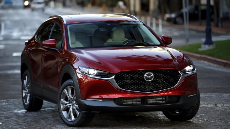 Mazda Dealers Cincinnati >> 2020 Mazda Cx 30 First Drive Review The Middle Way