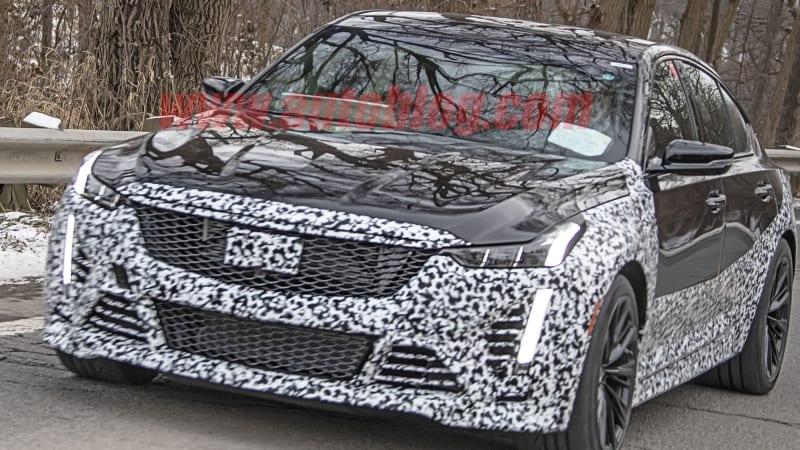 Hotter Cadillac CT5-V could use the CTS-V's 6.2-liter V8