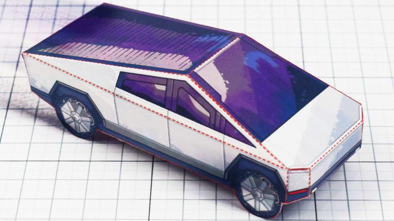 Origami: Car - YouTube | 450x800